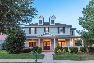 Carrollton Single Family Home For Sale: 3900 Cemetery Hill Road