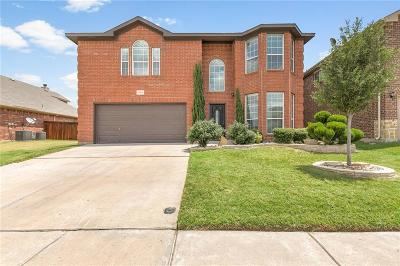 Single Family Home Active Option Contract: 10924 Hawks Landing Road