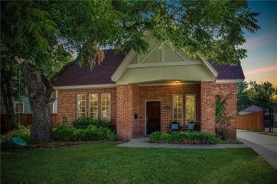 Fort Worth Single Family Home For Sale: 2309 Ryan Avenue