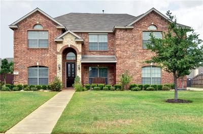 Kennedale Single Family Home For Sale: 1341 Meadowview Drive