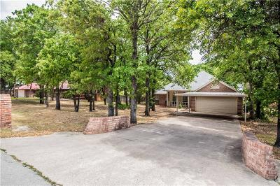 Azle Single Family Home Active Contingent: 901 Wayne Trail