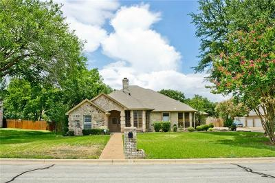 Keller Single Family Home Active Option Contract: 1503 Rosewood Drive