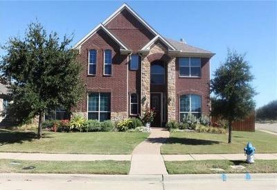 Frisco Single Family Home For Sale: 13608 Fall Harvest Drive