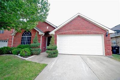 Frisco Single Family Home For Sale: 6608 Longhorn Trail