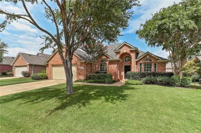Flower Mound Single Family Home For Sale: 6008 Thorn Trail