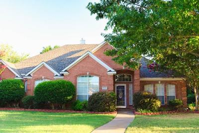 Rowlett Single Family Home For Sale: 9514 Heartstone Lane