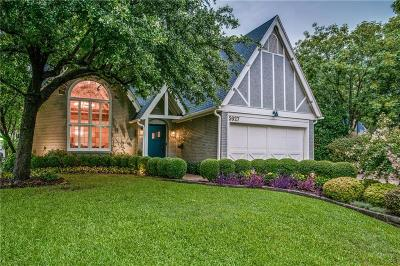 Dallas Single Family Home Active Option Contract: 5927 Monticello Avenue