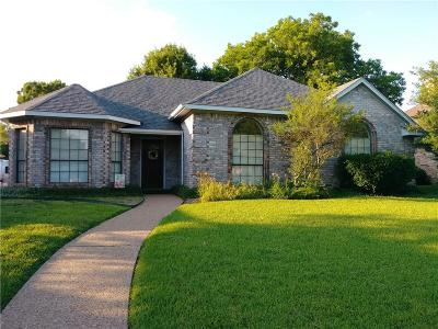 Wylie Single Family Home For Sale: 1512 Schooner Bay Drive