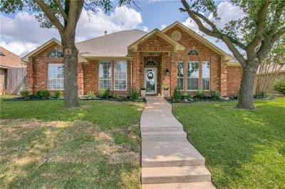 Rowlett Single Family Home For Sale: 6201 Madison Avenue