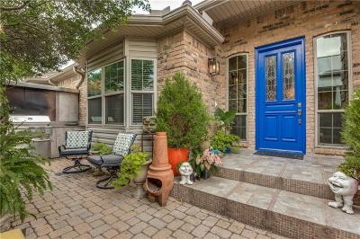 Irving Single Family Home For Sale: 1508 S Travis Circle