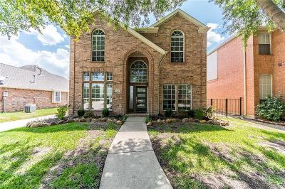 Plano Single Family Home For Sale: 8436 White Sands Drive