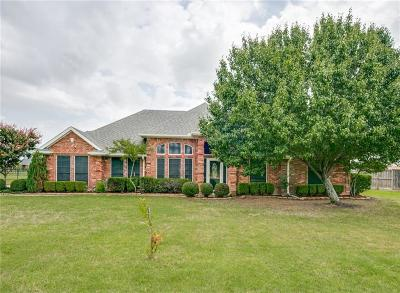 Forney Single Family Home Active Option Contract: 10099 Tipperary Trail