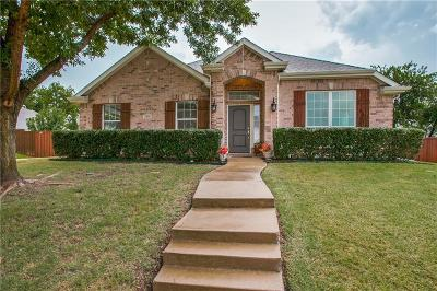 Sachse Single Family Home For Sale: 7409 High Point Drive