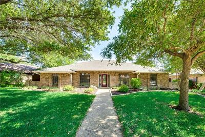 Richardson Single Family Home For Sale: 2302 Golden Willow Lane