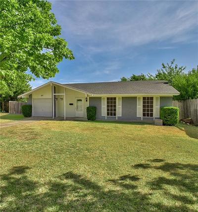 Duncanville Single Family Home Active Contingent: 307 Blueridge Drive