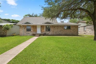 Mesquite Single Family Home For Sale: 719 Caladium Drive