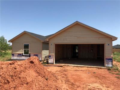 Abilene Single Family Home For Sale: 362 Hog Eye Road