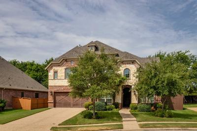 Mansfield Single Family Home For Sale: 4088 Water Park Circle