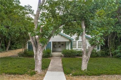 Richardson Single Family Home For Sale: 328 Huffhines Street