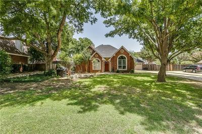 Trophy Club Single Family Home For Sale: 3 Round Rock Court