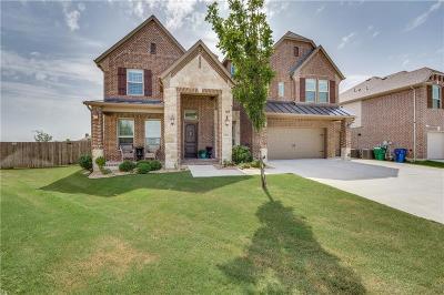 McKinney Single Family Home For Sale: 1704 Sara Cove