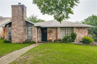 Dallas Single Family Home For Sale: 2730 Duval Drive