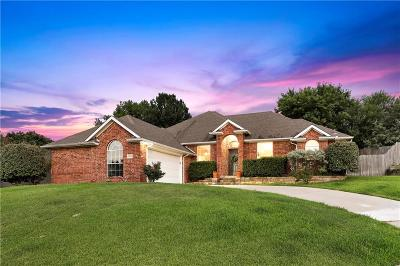 Trophy Club Single Family Home For Sale: 1106 Berkshire Court