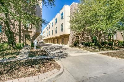 Dallas Condo For Sale: 4225 McKinney Avenue #1