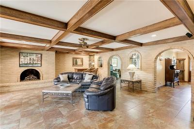 Single Family Home For Sale: 9306 Mill Hollow Drive