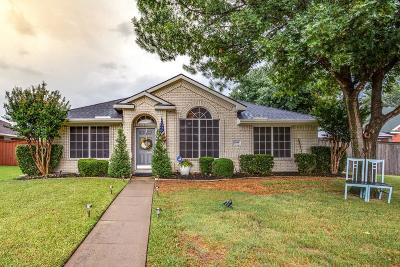Single Family Home For Sale: 1509 Pecan Court
