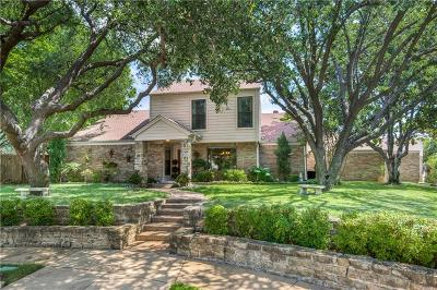 Carrollton Single Family Home Active Option Contract: 1123 Derbyshire Place