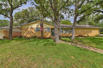 Bedford Single Family Home Active Option Contract: 1013 Wade Drive