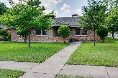 Dallas Single Family Home For Sale: 9659 Leaside Drive