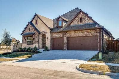 McKinney Single Family Home For Sale: 6501 Alderbrook Place
