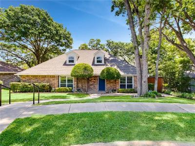 Dallas Single Family Home For Sale: 7704 Lemmonwood Drive