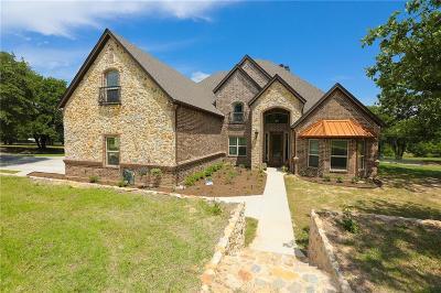 Parker County Single Family Home For Sale: 108 Oak Creek Drive