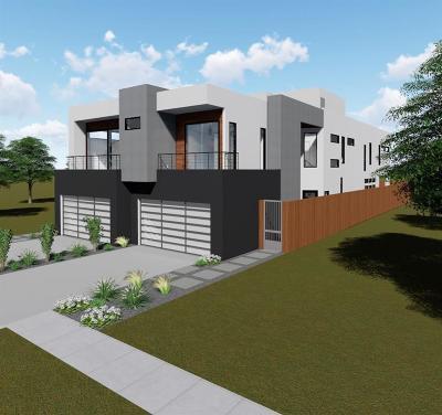Dallas Half Duplex For Sale: 1855 Euclid Avenue