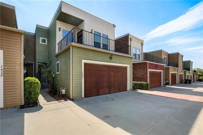 Plano TX Townhouse Active Option Contract: $299,900