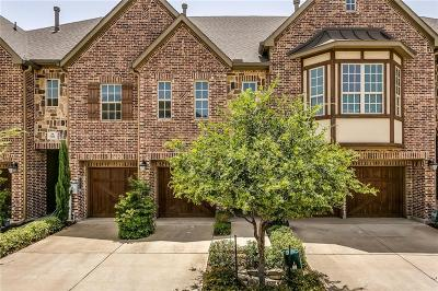 Lewisville Townhouse For Sale: 576 Hampshire