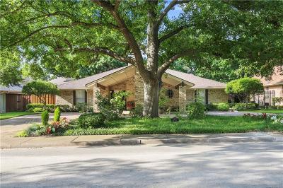 Dallas Single Family Home For Sale: 6428 Bob O Link Drive