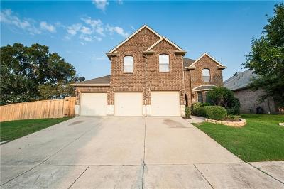 Hickory Creek Single Family Home For Sale: 223 Barkley Drive