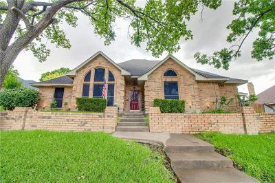 Desoto Single Family Home For Sale: 1313 Covington Drive