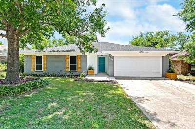 Wylie Single Family Home Active Option Contract: 303 Memorial Drive