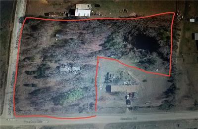 Burleson Residential Lots & Land Active Option Contract: 12655 Rendon Road