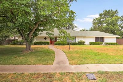 Grandview Single Family Home Active Option Contract: 706 E Criner Street