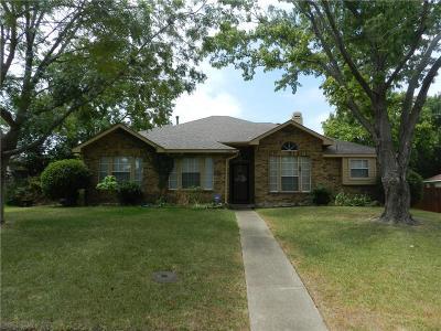 Desoto Single Family Home For Sale: 920 Carmela Drive