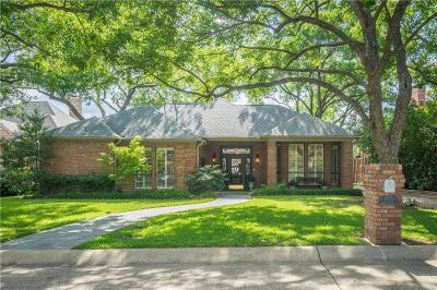 Single Family Home For Sale: 12321 Brittany Circle