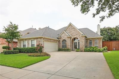 Flower Mound Single Family Home For Sale: 2936 Woodway Drive