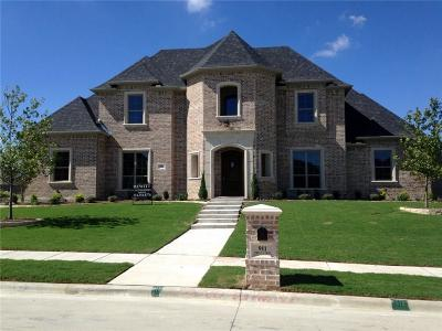 Prosper Single Family Home For Sale: 911 Circle J Trail