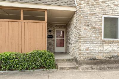 Richardson Townhouse Active Option Contract